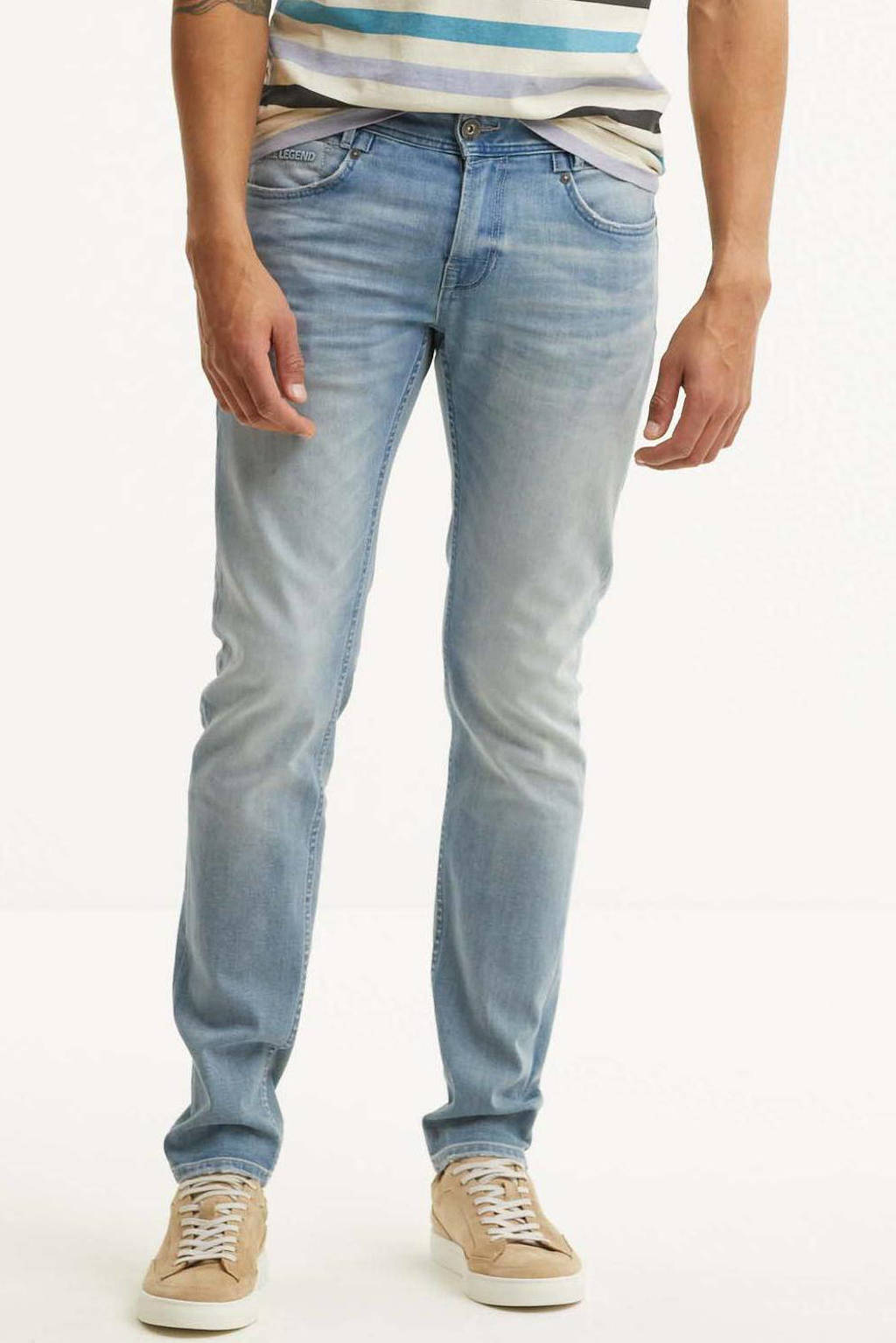 PME Legend slim fit jeans Freighter light denim, Light denim