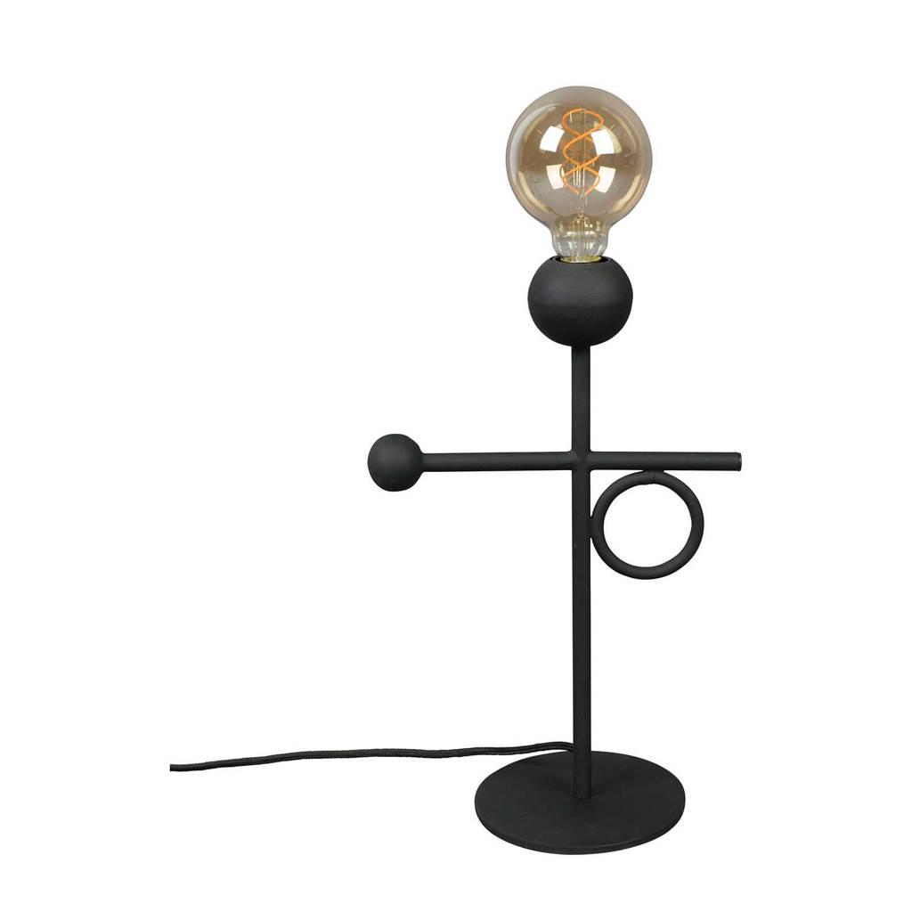 Dutchbone Bureaulamp Loyd, Zwart