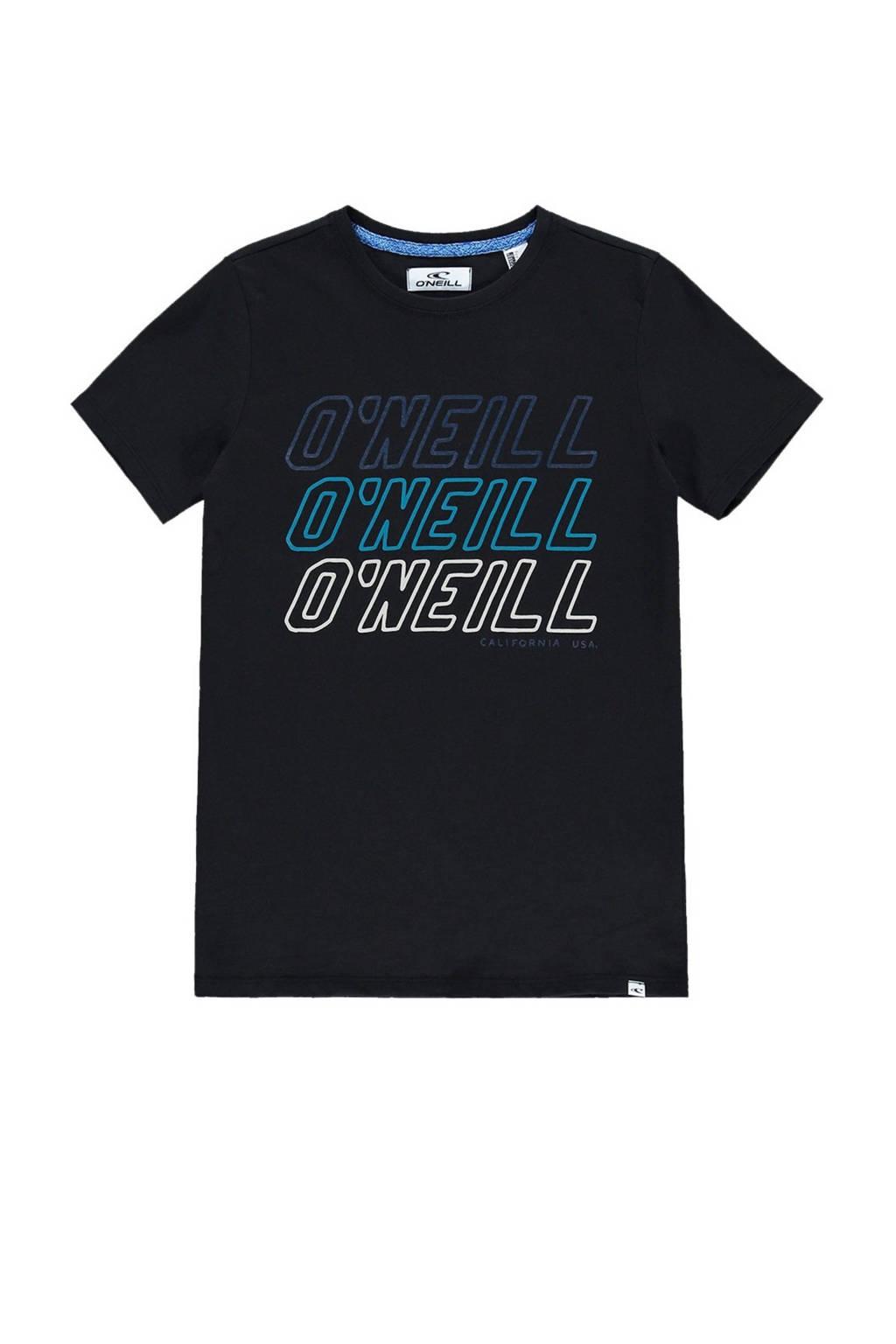O'Neill T-shirt zwart, Zwart