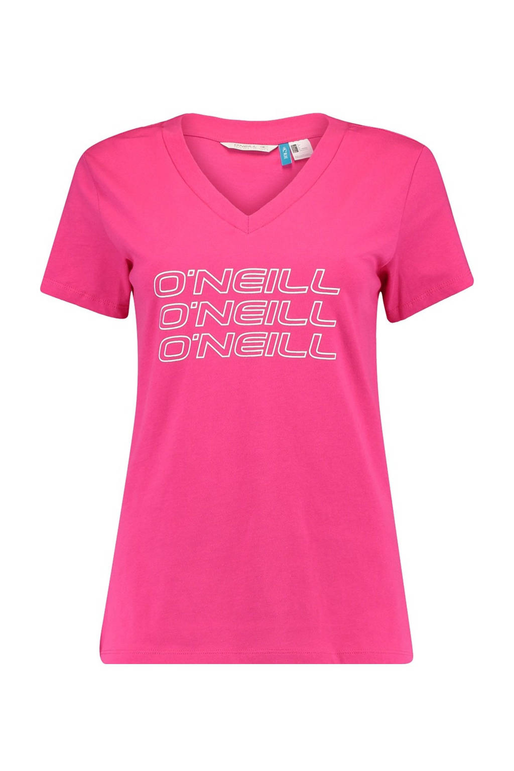 O'Neill T-shirt roze, Roze