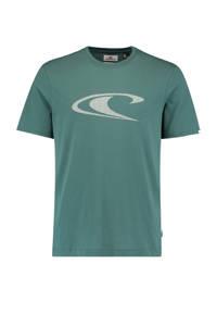 O'Neill T-shirt groen, Groen