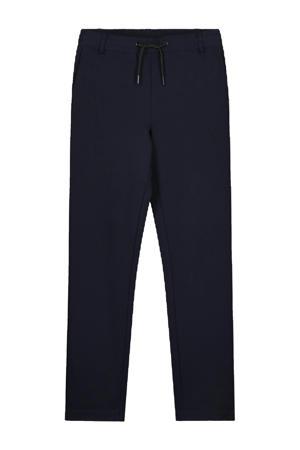 broek Ferdy donkerblauw