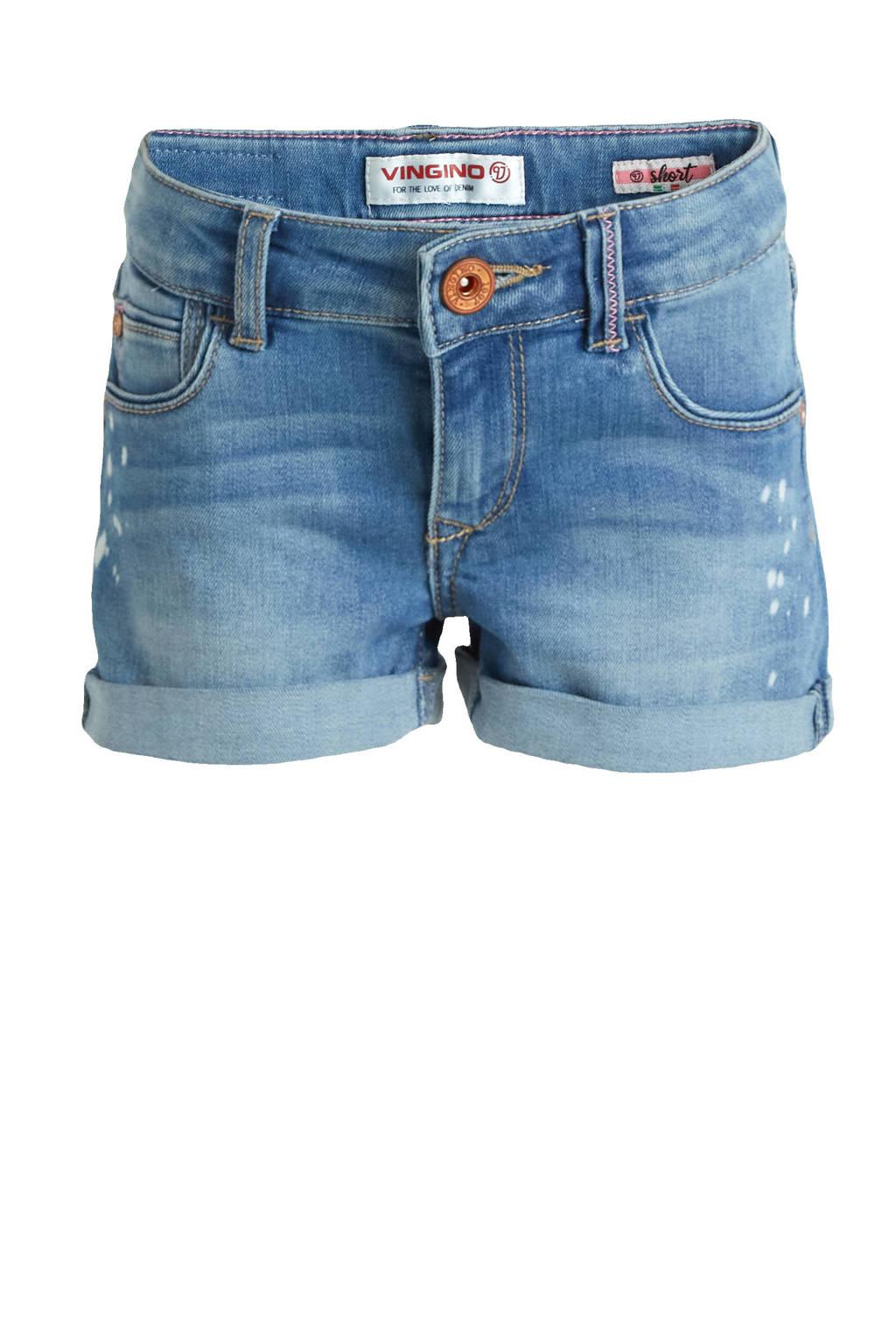 Vingino slim fit jeans short Dolomiti light vintage, Light vintage