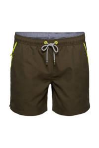 ESPRIT Men Bodywear zwemshort donkergroen, Donkergroen