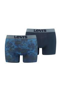 Levi's boxershort (set van 2), Blauw