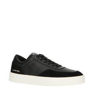Tect Pro  leren sneakers zwart