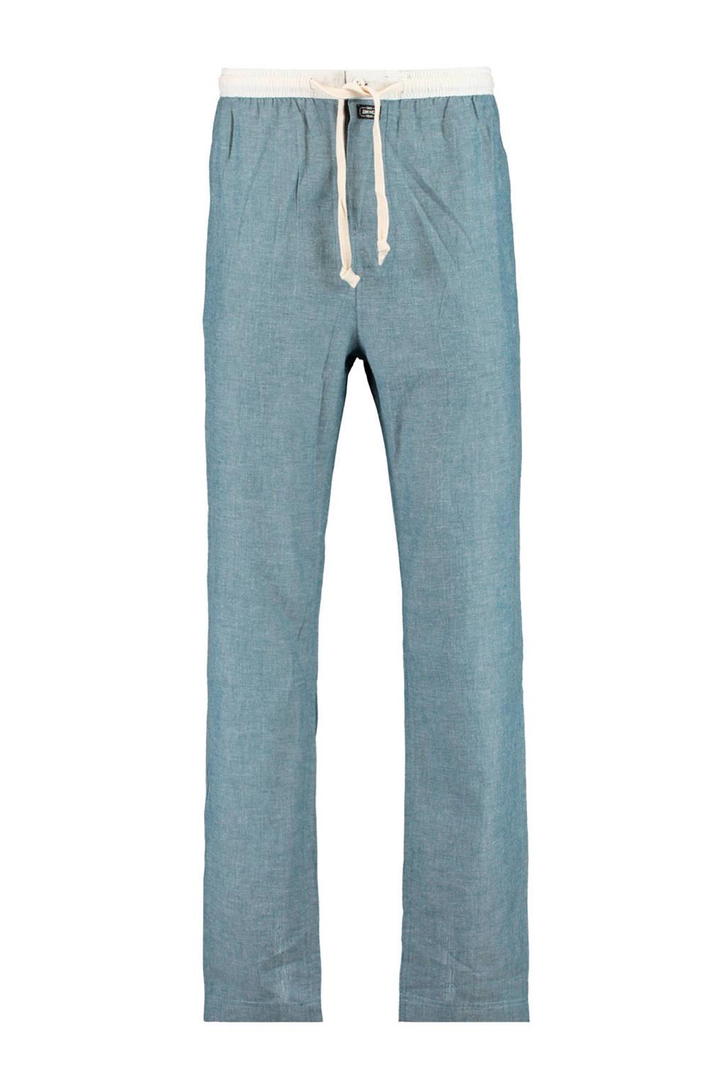 America Today pyjamabroek Lake lichtblauw, Lichtblauw