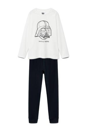 pyjama Star Wars zwart/wit