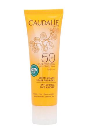 Anti-Wrinkle Face zonnebrand SPF50 - 50 ml