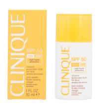 Clinique Mineral Sunscreen Fluid Face zonnebrand SPF 50 - 30 ml