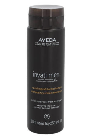 Invati Men Nourishing Exfoliating shampoo - 250 ml
