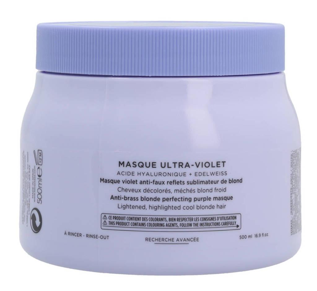 Kerastase Blond Absolu Masque Ultra-Violet - 500 ml