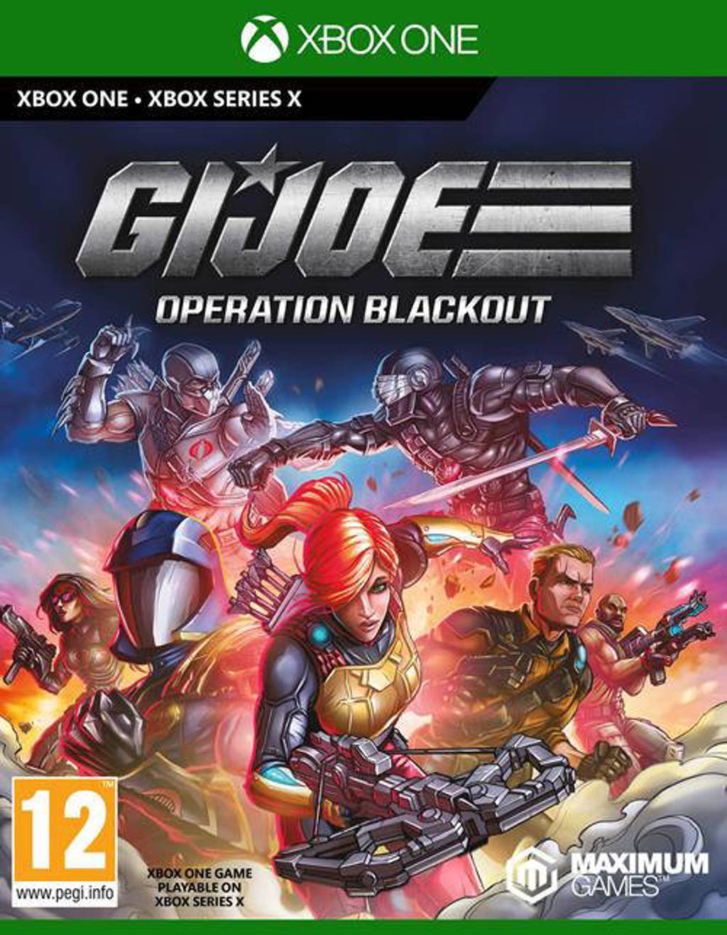 G.I. Joe - Operation blackout (Xbox One)