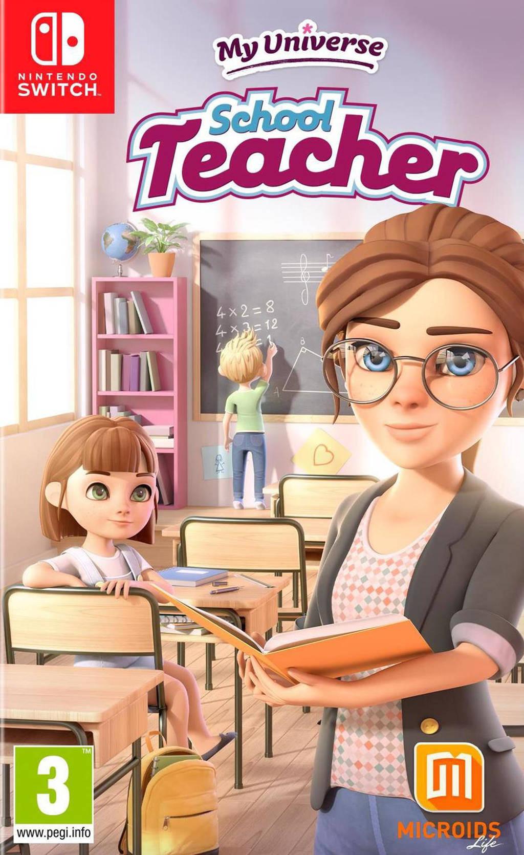 My Universe - School teacher (Nintendo Switch)