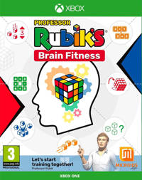 Professor Rubik's - Brain fitness (Xbox One)