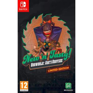 Oddworld - New 'n Tasty (Limited edition) (Nintendo Switch)