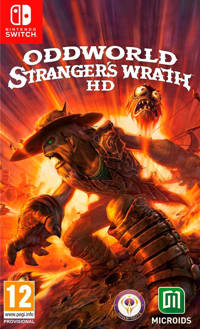 Oddworld - Stranger's wrath HD (Nintendo Switch)