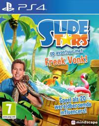 Slide stars - Op avontuur met Freek Vonk (PlayStation 4)