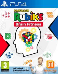 Professor Rubik's - Brain fitness (PlayStation 4)