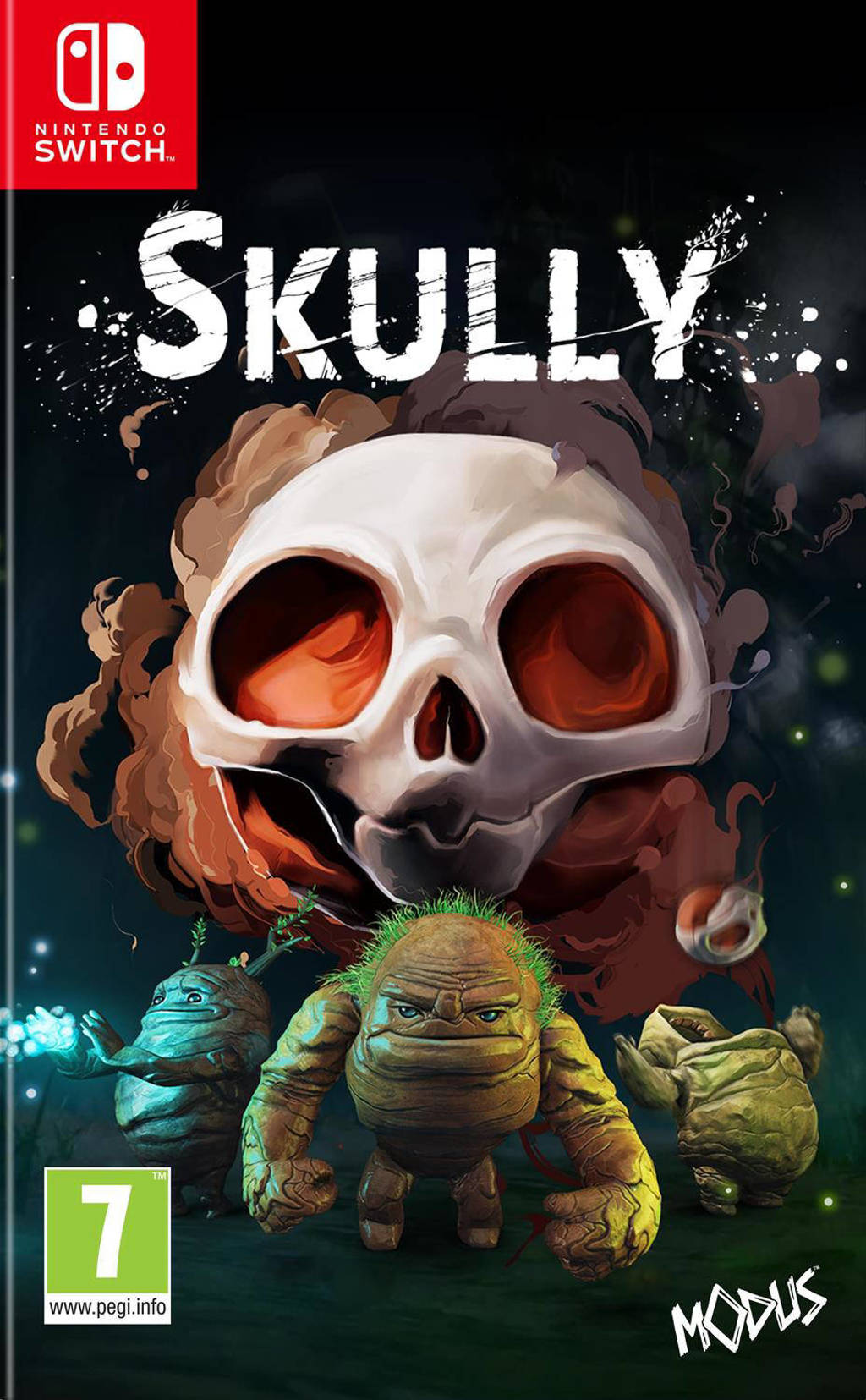 Skully  (Nintendo Switch)