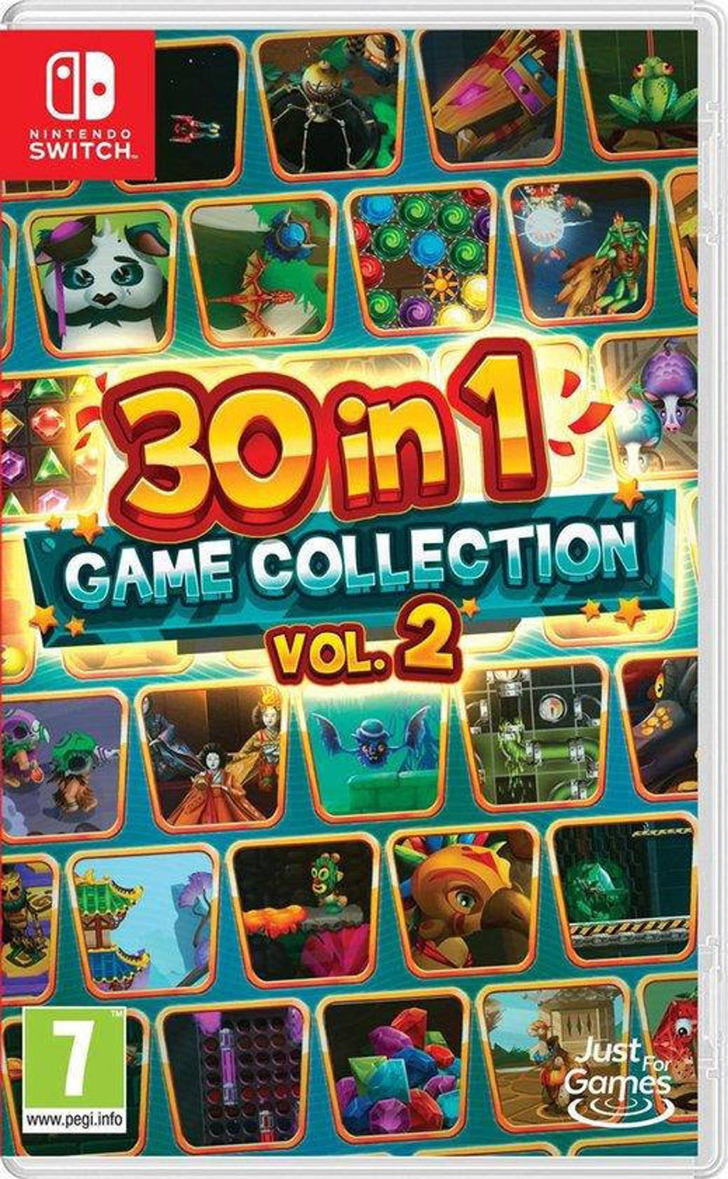 30-in-1 Game collection vol. 2 (Nintendo Switch)