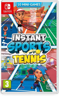 Instant tennis (Ultimate edition) (Nintendo Switch)