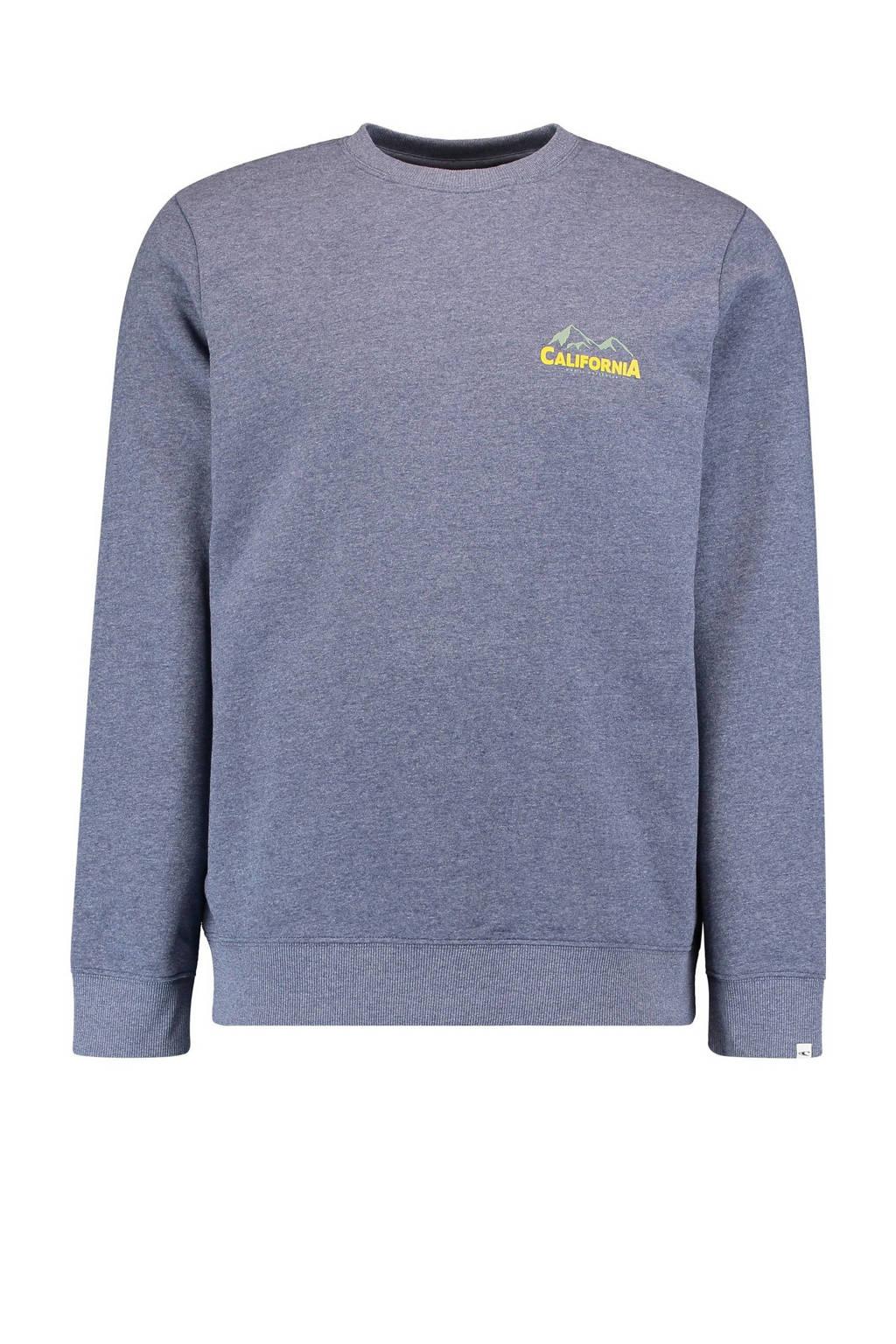 O'Neill sweater Cali blauw, Blauw