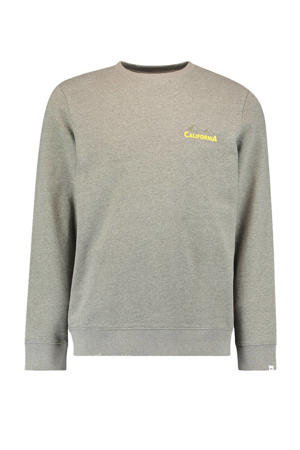 sweater Cali olijfgroen