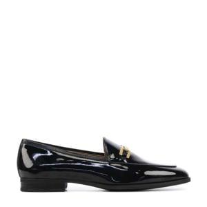 Daimiel  lakleren loafers zwart