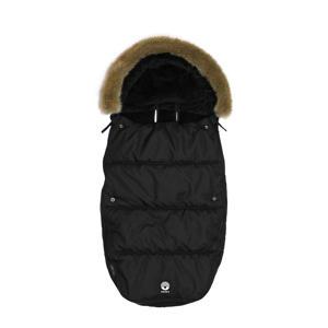 voetenzak Large - zwart/Furry