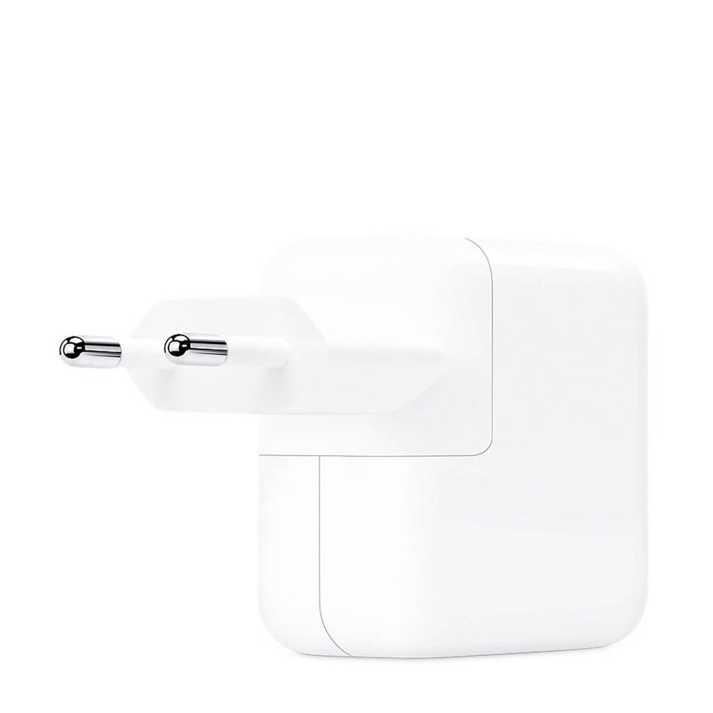 Apple USB-C power adapter 30W (wit), Wit