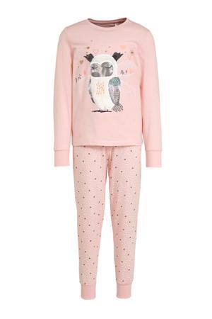 pyjama set roze