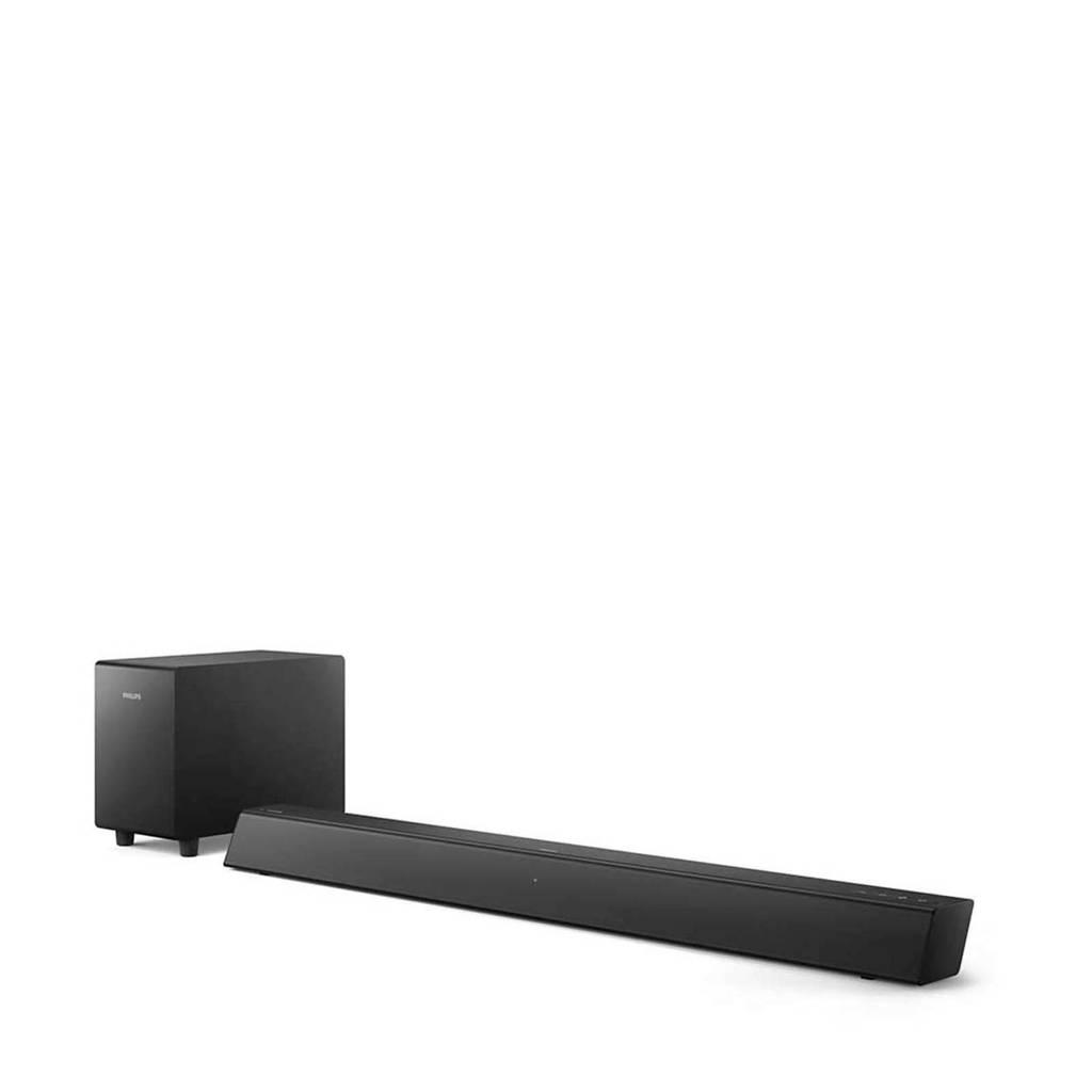 Philips TAB5305/12 soundbar, Zwart