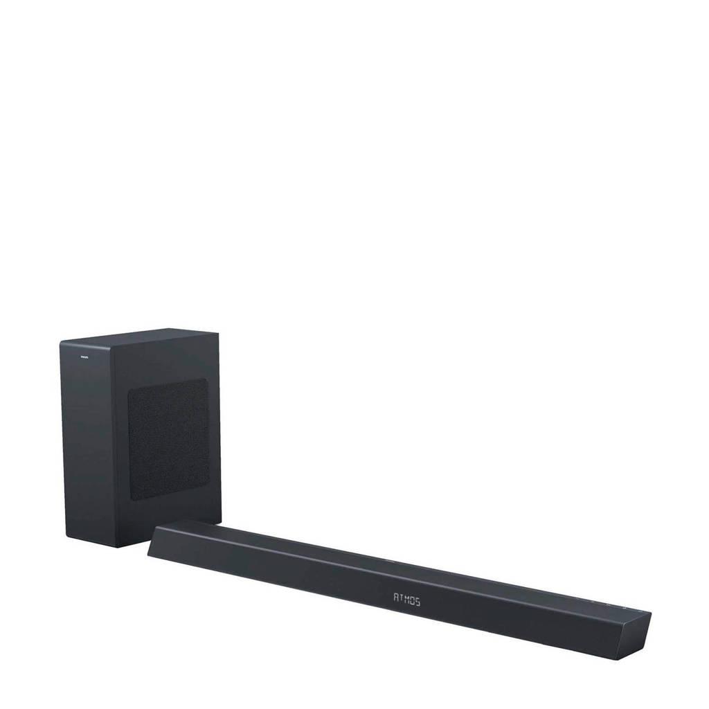 Philips TAB8805/10 soundbar, Zwart
