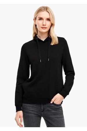 hoodie zwart