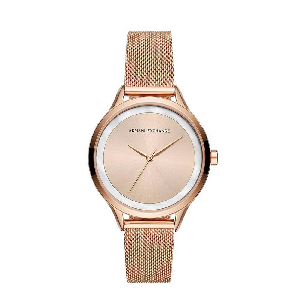 Armani Exchange horloge AX5602 Emporio Armani Rosé