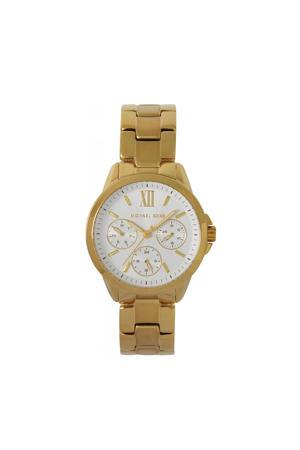 horloge MK6882 Bradshaw Goud