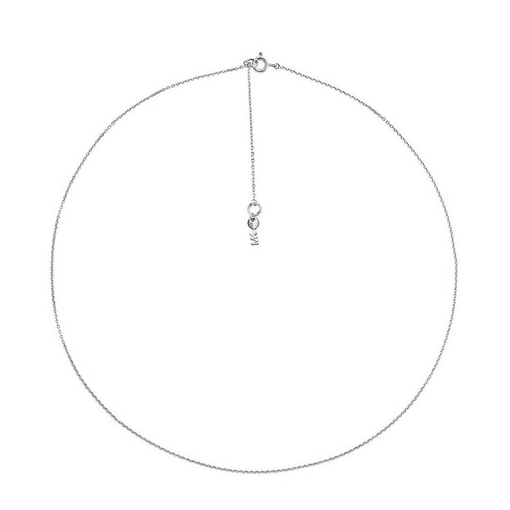 Michael Kors collier MKC1109AA040 Premium zilver, Zilver