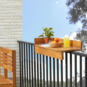 balkontafel Santa Maria (110x37 cm)
