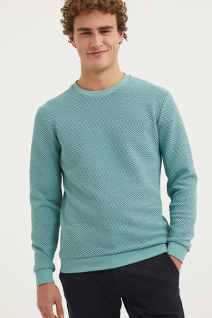 sweater met textuur pacific