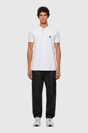 slim fit polo T-Harry wit