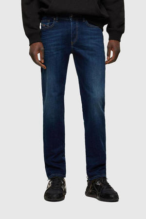 tapered fit jeans D-Yennox 01 dark blue.