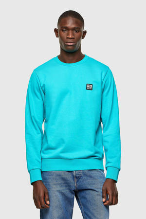 sweater S-GIRK turquoise
