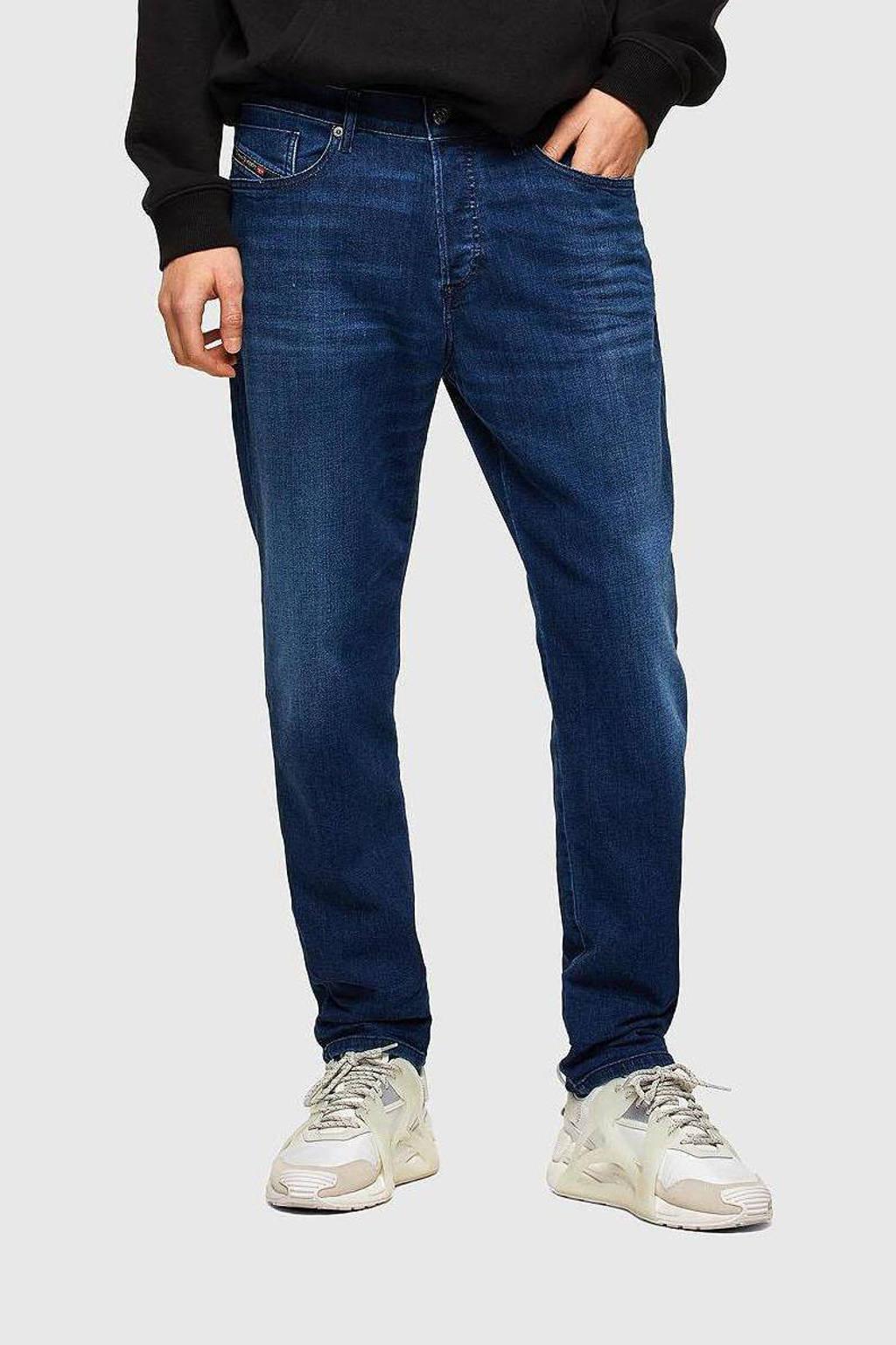 Diesel tapered fit jeans D-Fining 01 dark blue, 01 Dark Blue
