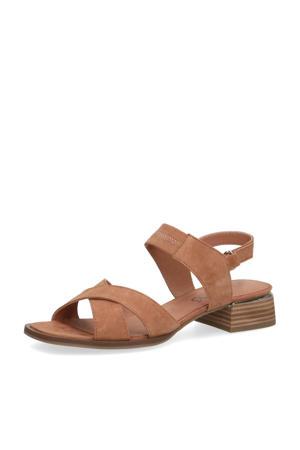 Malta  suède sandalen bruin