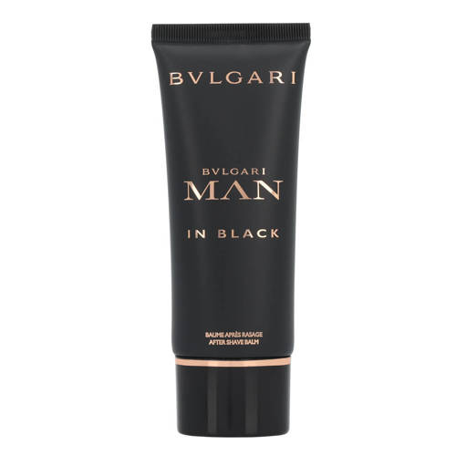 Bvlgari Man in Black aftershave - 100 ml