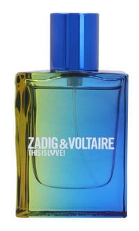 Zadig & Voltaire This Is Love For Him eau de toilette - 30 ml