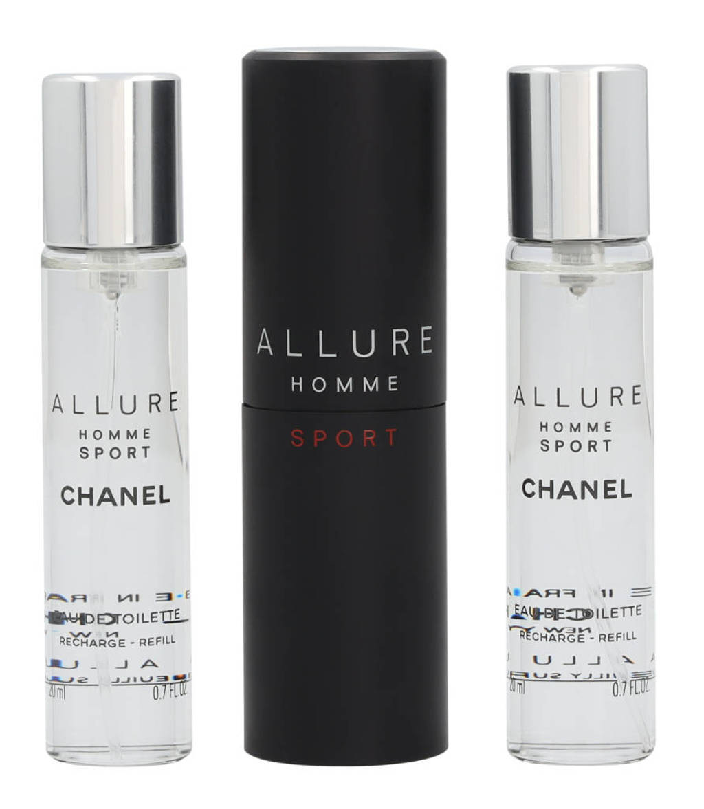 Chanel Allure Homme Sport geschenkset