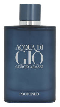 Armani Armani Acqua Dio Gio Profondo eau de parfum - 125 ml