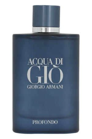Armani Acqua Dio Gio Profondo eau de parfum - 125 ml